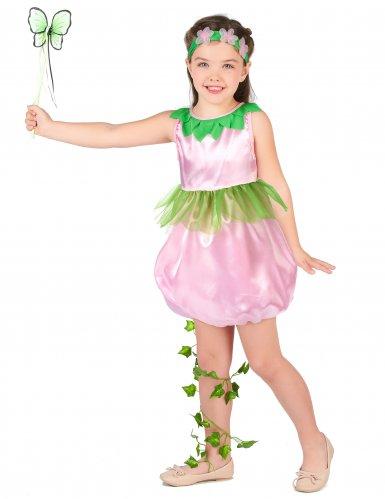 Costume da fatina del bosco bambina-1