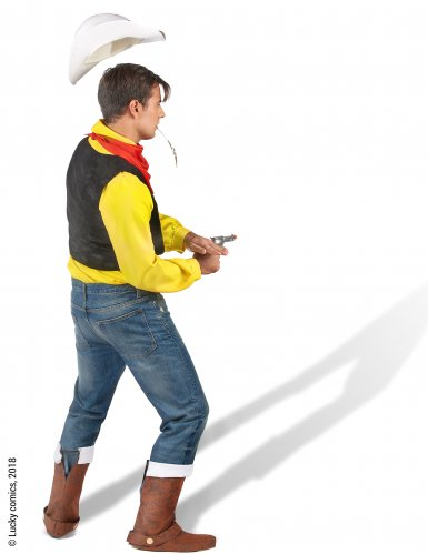 Costume da Lucky Luke™ adulto-2