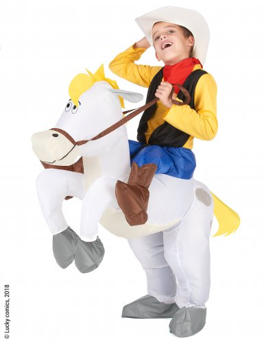 Costume Carry Me Jolly Jumper e Lucky Luke™ per bambino
