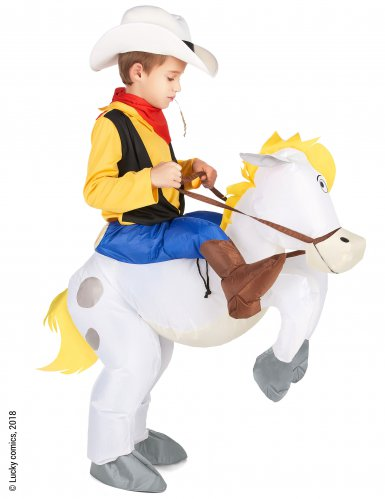 Costume Carry Me Jolly Jumper e Lucky Luke™ per bambino-1