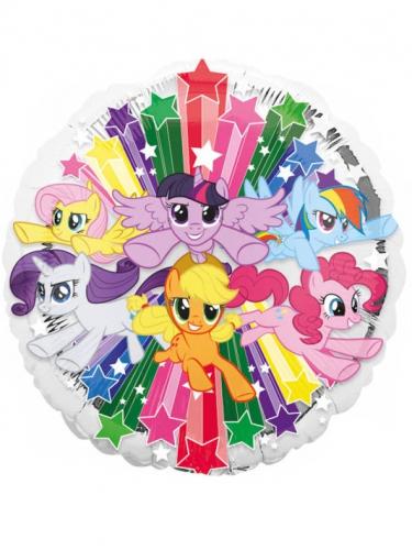 Palloncino in alluminio My Little Pony™ 43 cm