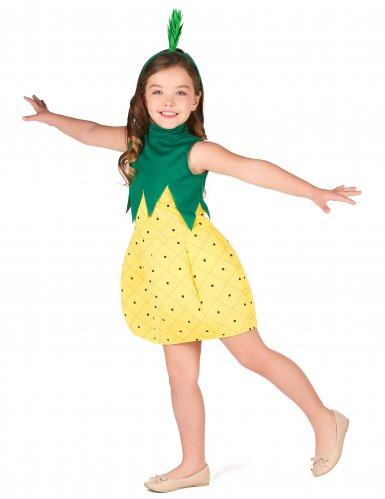 Costume da ananas per bambina-1