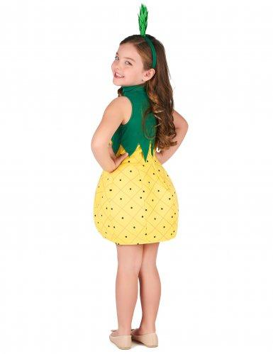 Costume da ananas per bambina-2