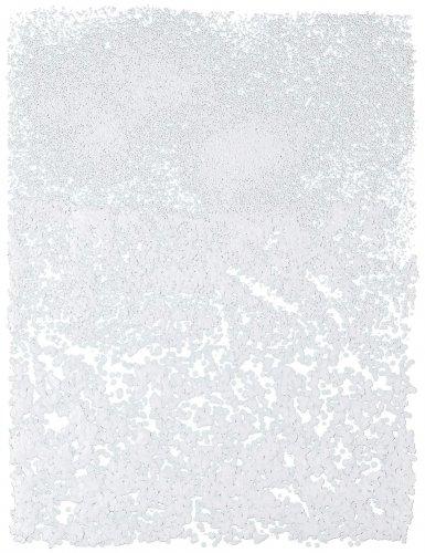 Trio di paillettes bianche 3 misure -1