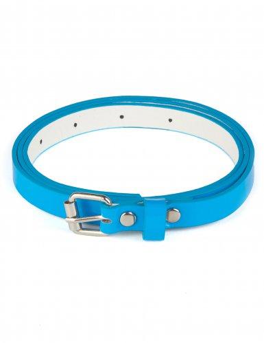 Cintura blu fluo per adulto