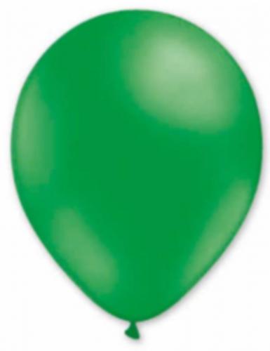 stili classici vendita calda a buon mercato migliore 6 palloncini in lattice verde scuro