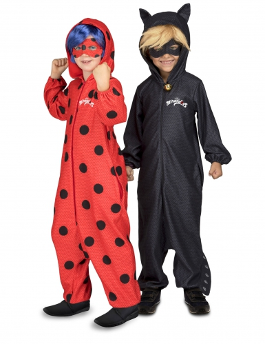 Costume tuta da Ladybug™ per bambina-1