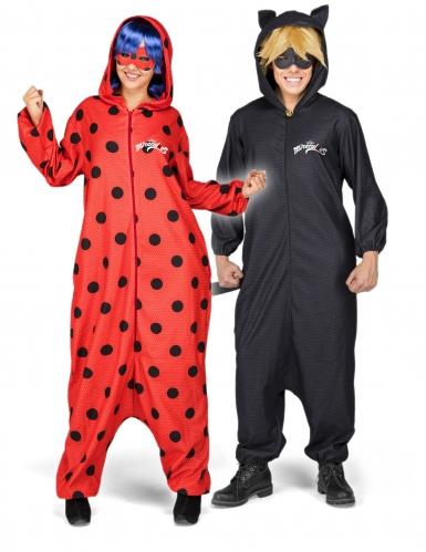 Costume tutona da Ladybug™ per adulto-1