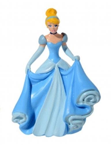 Decorazione per torta Principesse Disney™ Cenerentola 8 cm