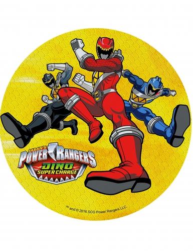 Disco in ostia Power Rangers™ Dino Supercharge