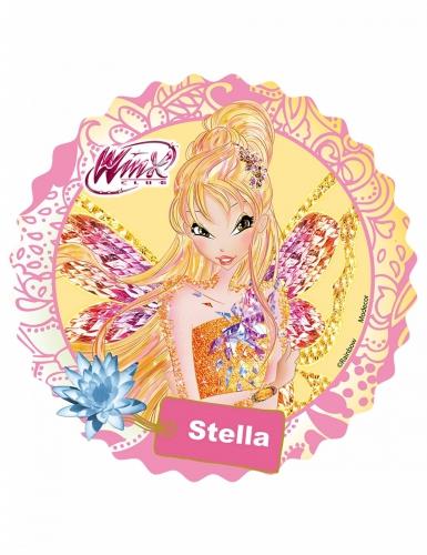Disco in ostia Winx™ Stella 21 cm