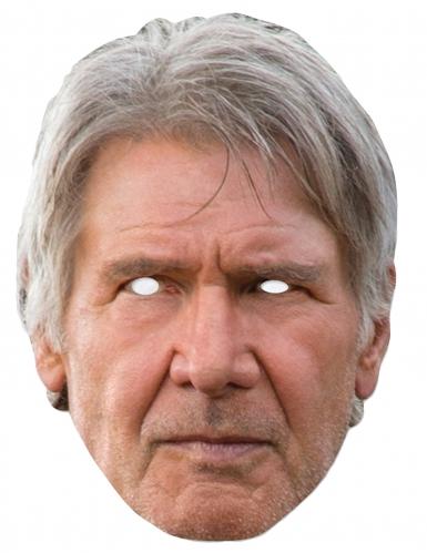 Maschera in cartone Ian Solo Star Wars™