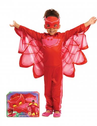 Costume da Gufetta dei superpigiamini™ bambino
