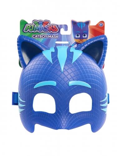 Maschera in plastica Gattoboy Super Pigiamini™-1