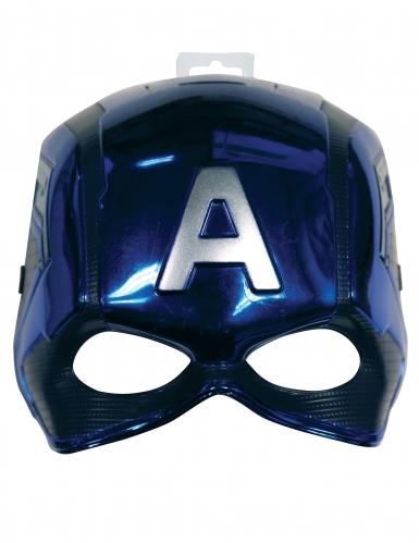 Maschera da Capitan America™ per bambino-1