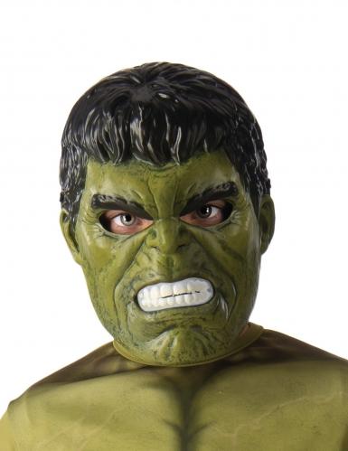Maschera da Hulk™ per bambino
