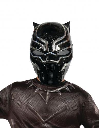 Maschera da Black Panther™ per bambino