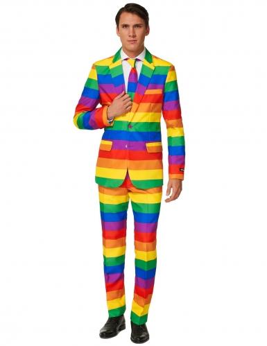 Costume Mr. Rainbow Suitmeister™ per uomo