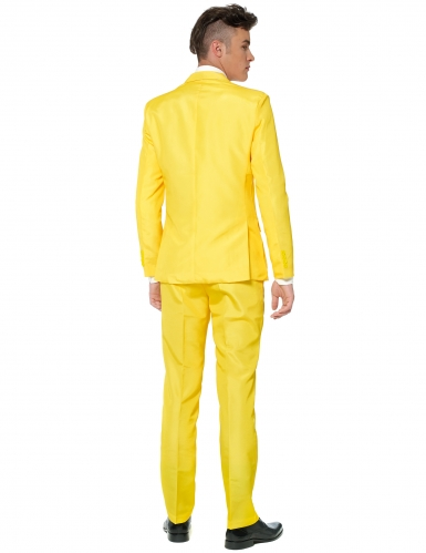 Costume Mr Solid giallo uomo Suitmeister™-1