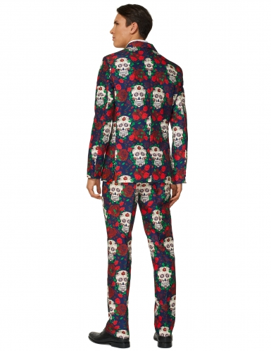 Costume Mr Skull day of the dead uomo Suitmeister™-1