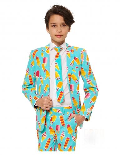 Costume da Mr. Iceman per adolescente Opposuits™-1