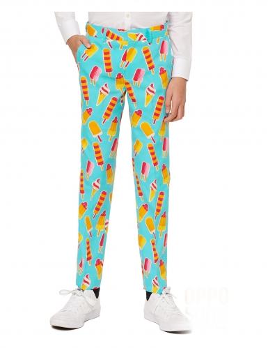 Costume da Mr. Iceman per adolescente Opposuits™-3