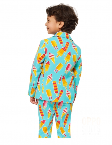Costume da Mr. Iceman per bambino Opposuits™-1
