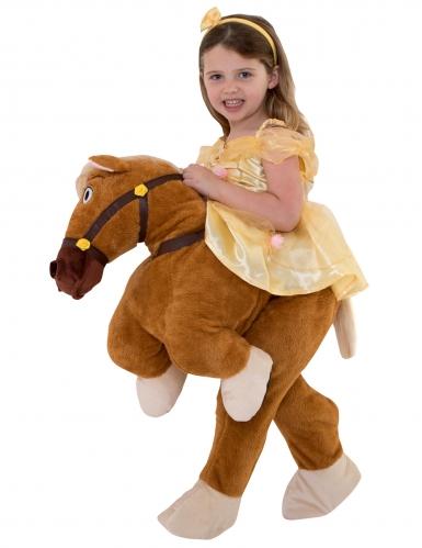 Costume da Principessa Belle™ a cavallo Morphsuits™-1