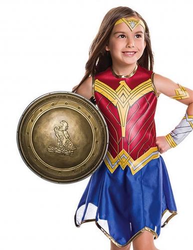 Scudo in plastica Wonder Woman™ per bambina 30 cm