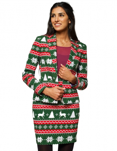Costume Mrs Festive donna Opposuits™