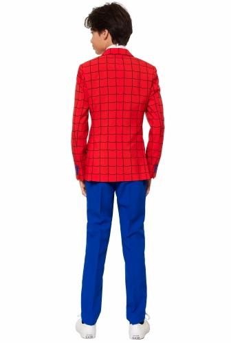 Costume Mr Spider-Man™ adolescente Opposuits™-1