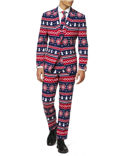 Costume Mr Nordic Xmas uomo Opposuits™