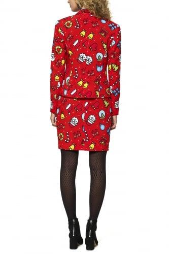 Costume Mrs Dashing decorator donna Opposuits™-1