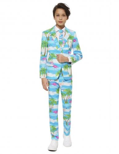 Costume Mr. Flamingo per adolescente Opposuits™