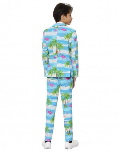 Costume Mr. Flamingo per adolescente Opposuits™-1