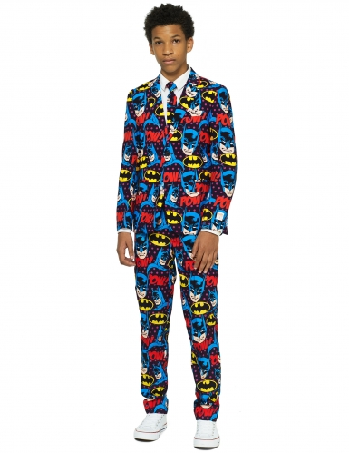Costume da Mr. Batman The Dark Knight™ per adolescente