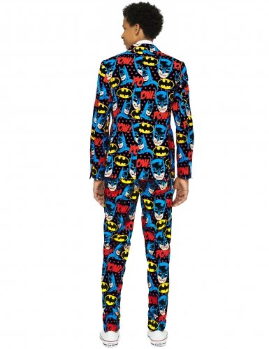 Costume da Mr. Batman The Dark Knight™ per adolescente-1
