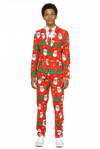 Costume Mr Holiday Hero adolescente Opposuits™