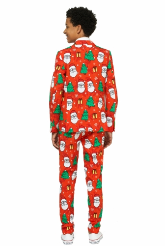 Costume Mr Holiday Hero adolescente Opposuits™-1