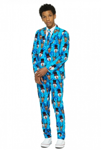 Costume Mr Winter winner adolescente Opposuits™