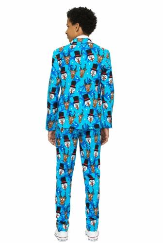 Costume Mr Winter winner adolescente Opposuits™-1