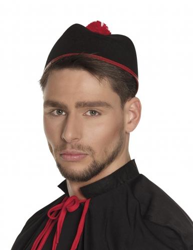 nuovo prodotto nuovo autentico grandi affari 2017 Cappello da cardinale per adulto: Cappelli,e vestiti di carnevale ...