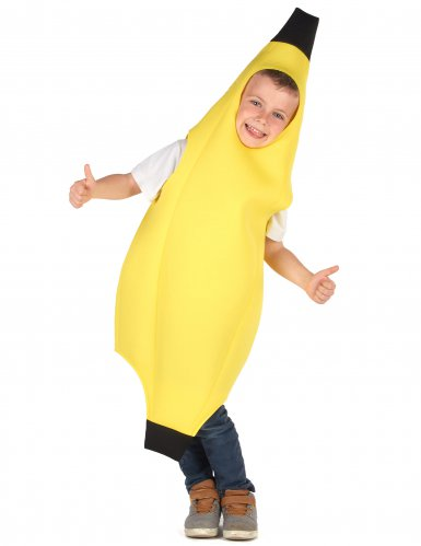 Costume da banana per bambino