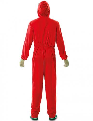 Costume da rapinatore La casa di Carta™ per adulto-2