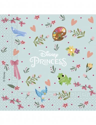 20 tovaglioli di carta Principesse Disney™