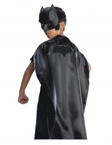 Mantello reversibile Batman™ e Superman™ Justice League™ bambino-1