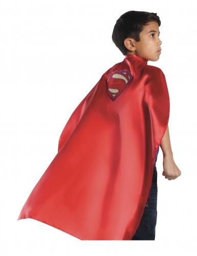 Mantello reversibile Batman™ e Superman™ Justice League™ bambino-2