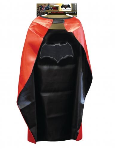 Mantello reversibile Batman™ e Superman™ Justice League™ bambino-3