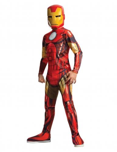 Costume tuta classico da Iron Man™ per bambino