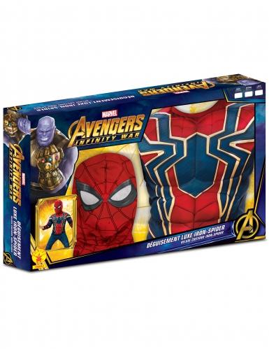Cofanetto lusso Iron Spider Infinity War™ bambino-1